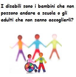 Scuola Materna Comunale Accettiamo Bimbi Disabili Però Con