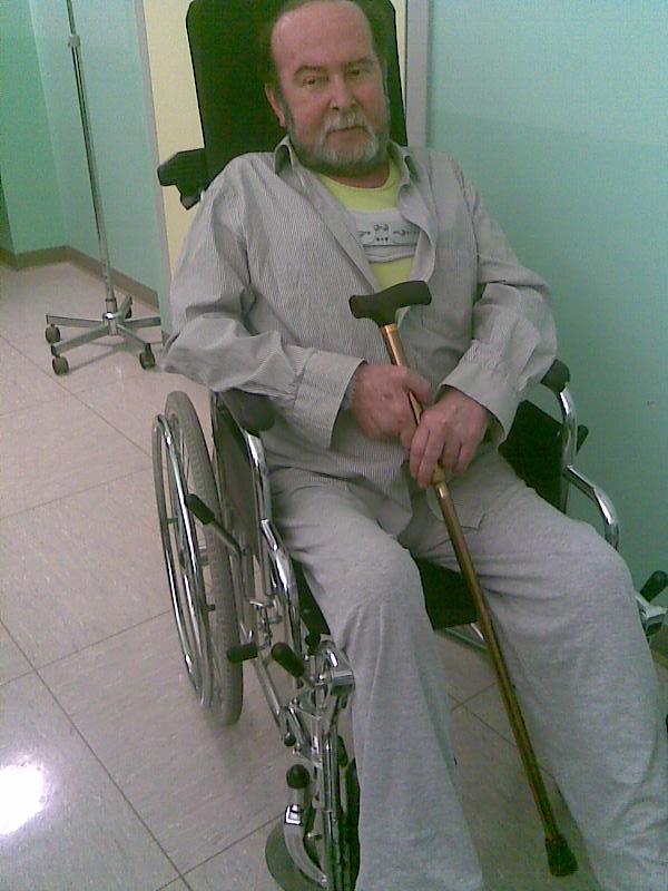 in ospedale