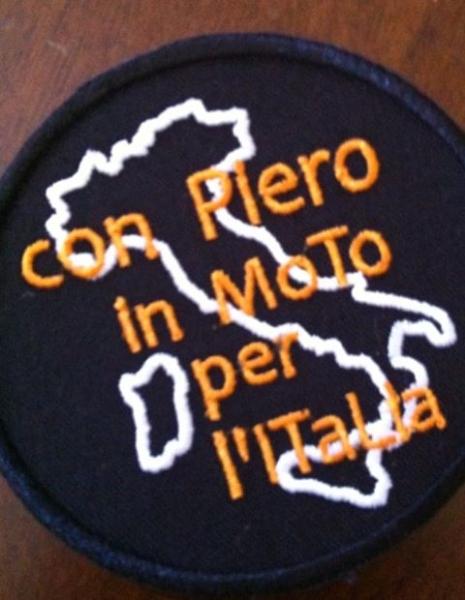 Con Piero in moto per l\'Italia